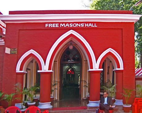 Freemasons Hall Varanasi India.jpg