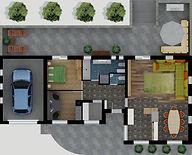 Floor plans & technical drawings | Interior designer Dorset