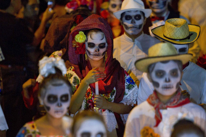 Festival de Vida y Muerte en México
