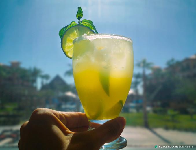 Top 4 de bebidas en Hoteles Solaris
