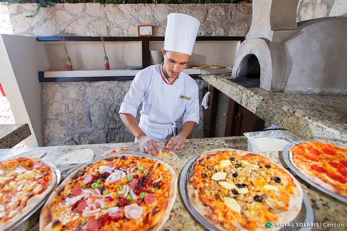 ¡Solaris y el amor por la pizza!