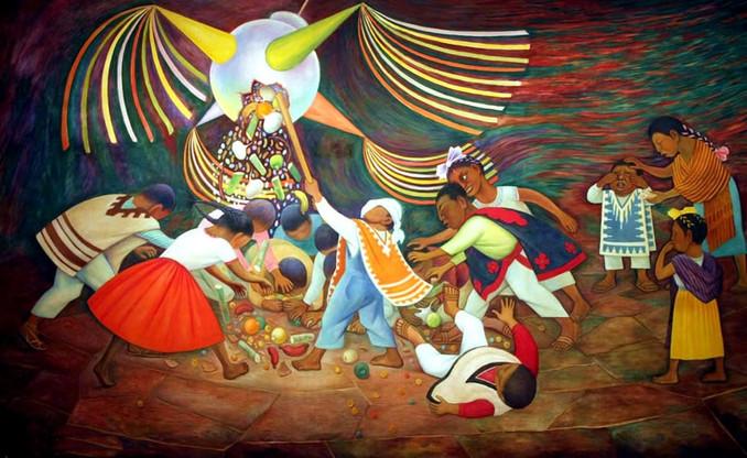 Tradiciones mexicanas: Posadas