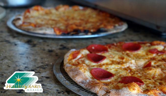 La Pizza en México