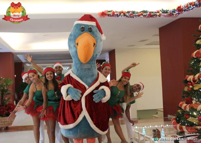 ¡Navidad en Hoteles Solaris de México!