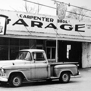 Carpenter Shoe Shop and Carpenter Bros. Garage