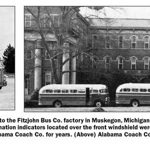 Alabama Coaches Co. on Main Street – Part 2