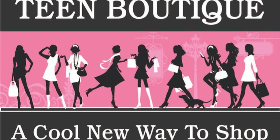 Fall 2019 Teen Boutique