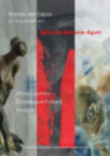 Affiche Ronde des Expos Eglise