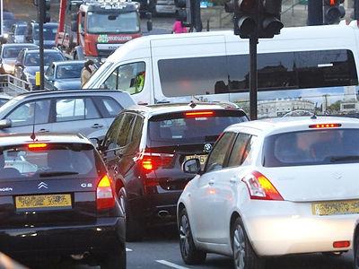 Traffic Congestion in Harrogate