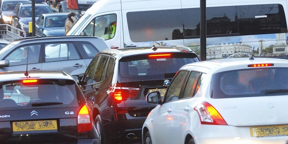 Fed Up With Traffic Congestion?