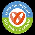 Zero Carbon Harrogate logo