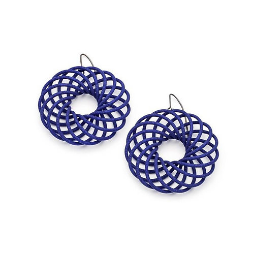 3CM VORTEX EARRINGS