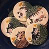Ceramic Magnets by Tactile Ceramics