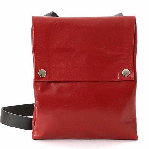 Scarlet Folded Bag