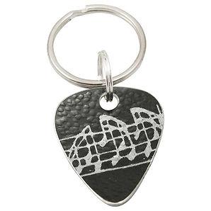 guitarpick-Sally-Lees-Black-Musical-note