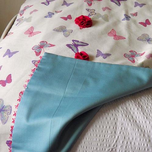 Butterflies Throw 140x62cm