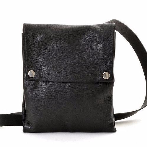 Black Folded Bag