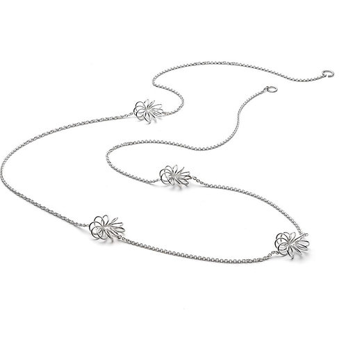 LONGLINE SPIRO NECKLACE