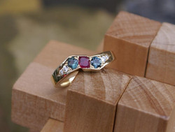 Shaped Ring