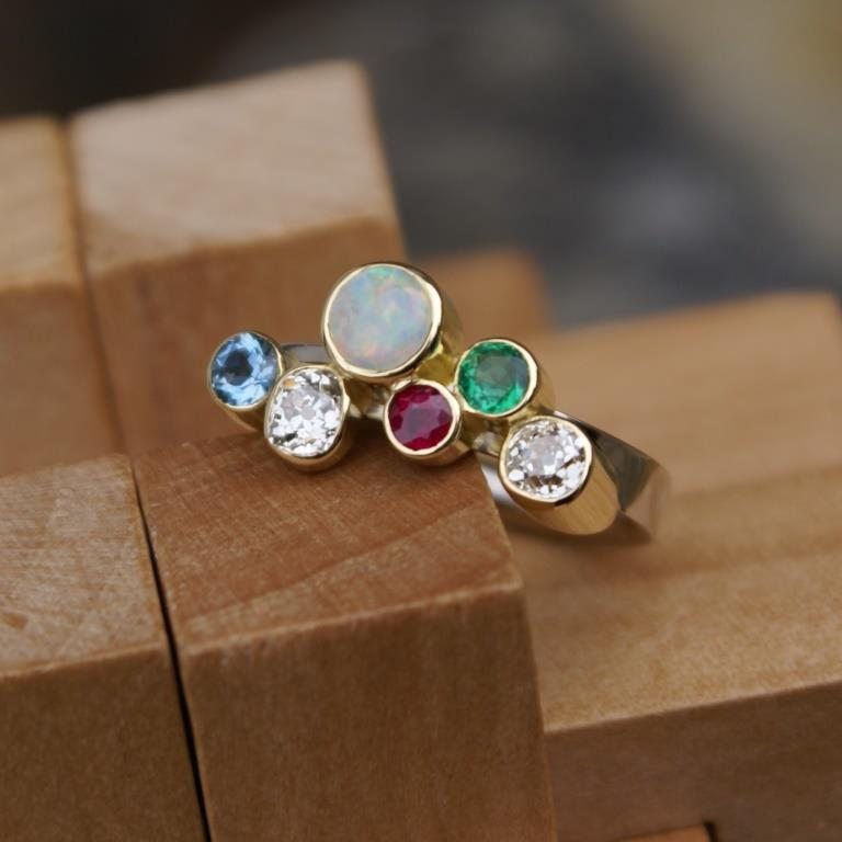 Adored Ring
