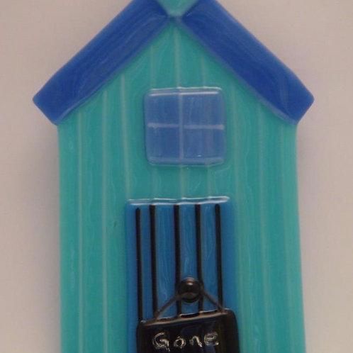 Beach Hut - Turquoise