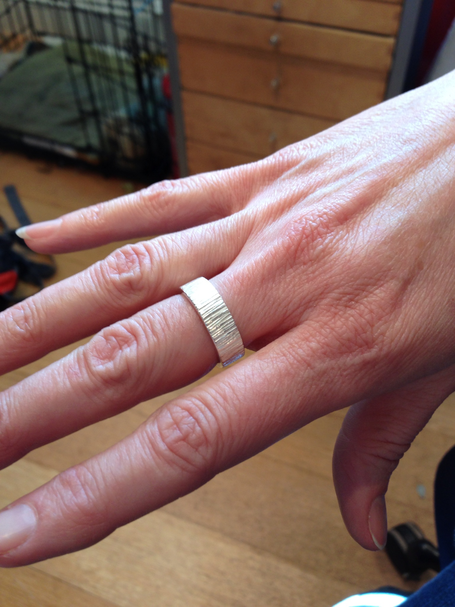 Rachel's ring