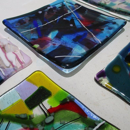 Glass workshop with Sue King - 12th December 2020 (Morning)