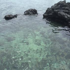 Jeju_Blue sea