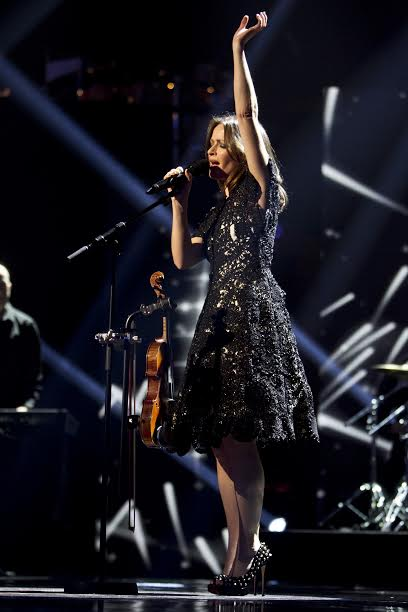 Sharon Corr World Tour 3