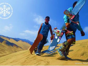 07 Ciudades Inauguran el 1er Circuito Peruano de Sandboarding