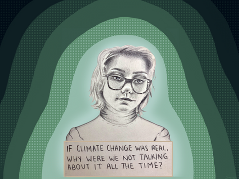 From Climate Change Denier to Environmental Activist