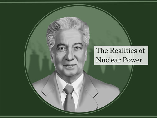 The Realities of Nuclear Power: An Interview with Dr. Mehdi Sarram