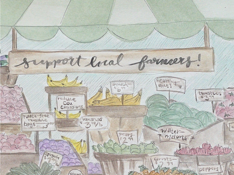 Help Farmers' Markets Protect the Planet