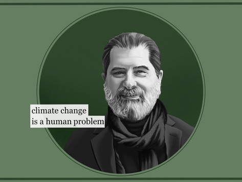 Climate Change Is a Human Problem