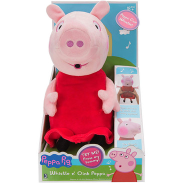 Peppa Whistle n' Oink