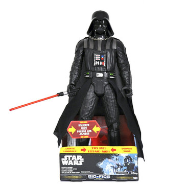 Big Figs Deluxe Darth Vader