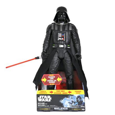 Big Figs Deluxe Darth Vader