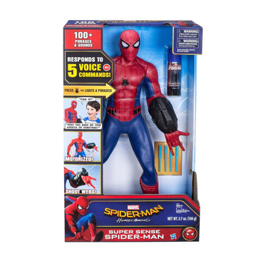 Super Sense Spider-Man