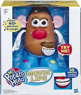 Mr Potato Head Movin' Lips