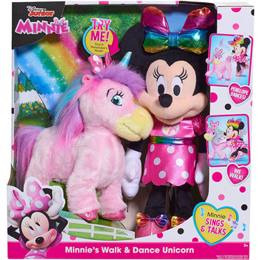 Minnie's Walk & Dance Unicorn