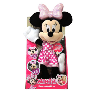 Minnie Bows-A-Glow