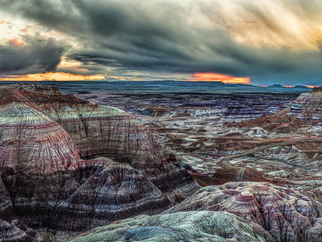 See why Petrified Forest National Park is a magical detour from I-40