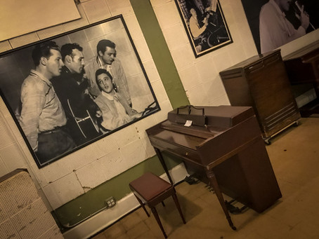 Welcome to Sun Studio: the most rocking tour in Memphis