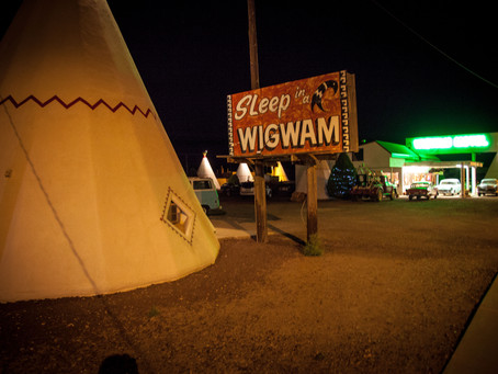 Rest in retro style at these remarkable Route 66 motels and hotels
