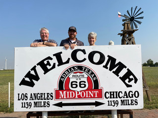 2021 tour season wraps: stories of Route 66 friendship and perseverance