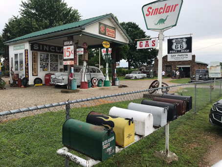 These 8 Route 66 gas stations epitomize the Mother Road
