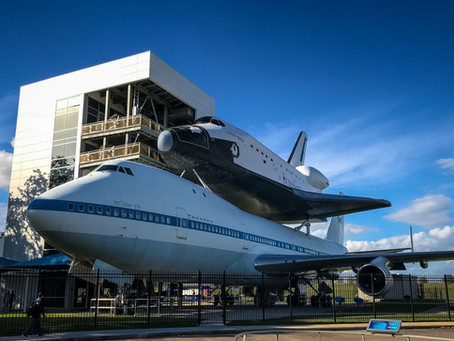 Have an out-of-this-world afternoon at Space Center Houston