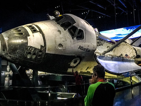 Visiting Kennedy Space Center: a weekend guide