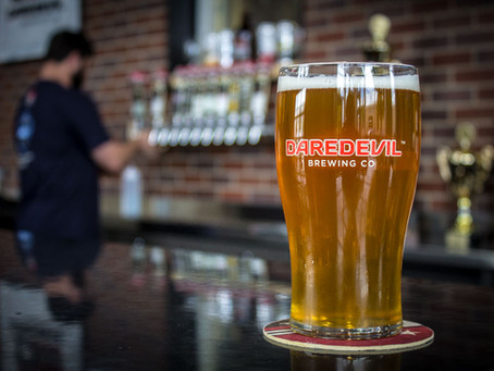 Speedway's Daredevil Brewing Co. may just be Indiana's hottest brewery