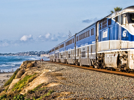 Ride the rails in 2017 on California's 10 best train excursions